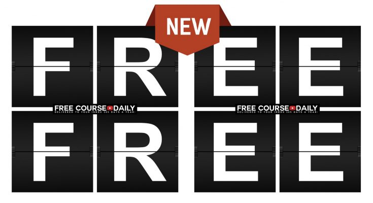 Free Course Daily - New Homepage