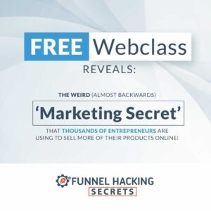 Free Webclass for Entrepreneurs